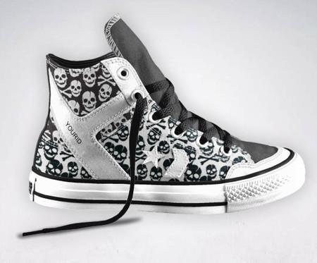 Что новенького у Converse? Женский ассортимент 2012 — фото 28