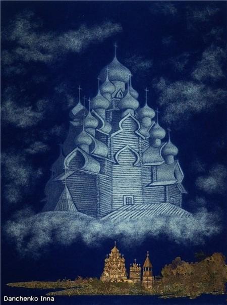 Пушистые картины Инны Данченко — фото 16