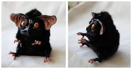 Милые монстры – игрушки Марии Santani — фото 37