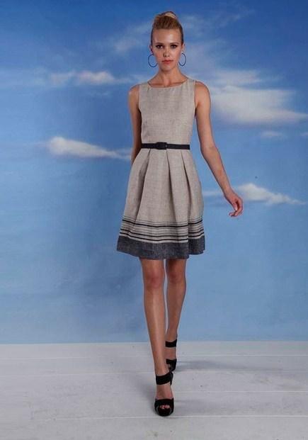 Платья Евы Франко – роскошная нежность и летняя свежесть — фото 37