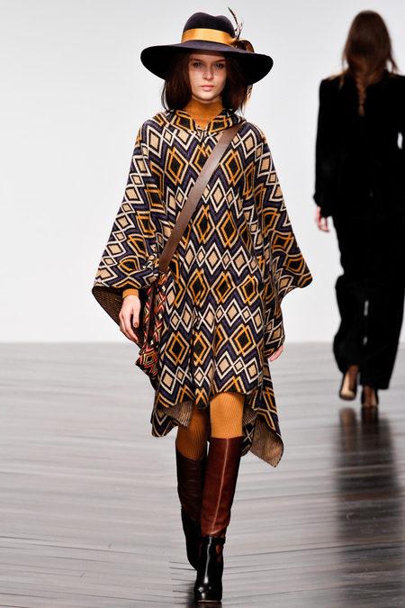 Issa осень-зима 2013-2014 – коллекция от личного стилиста герцогини — фото 10