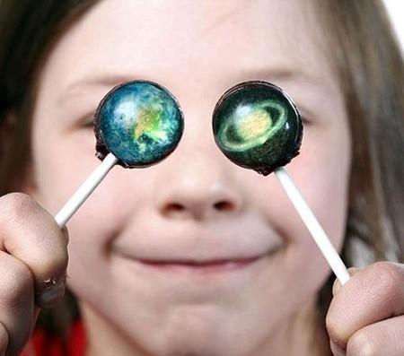 Леденцы – планеты, флаги, пуговицы … — фото 4