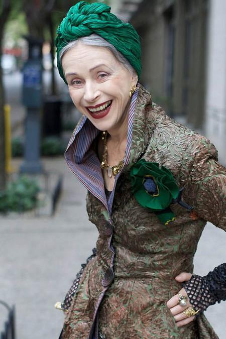 Стильные старушки – проект «Advanced Style» Ари Сет Коэна — фото 36