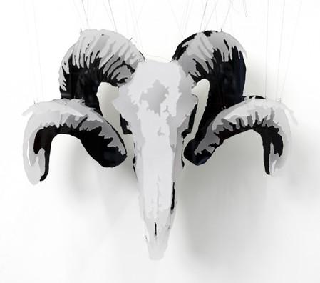 Три измерения из двух – инсталляции Майкла Мерфи — фото 12