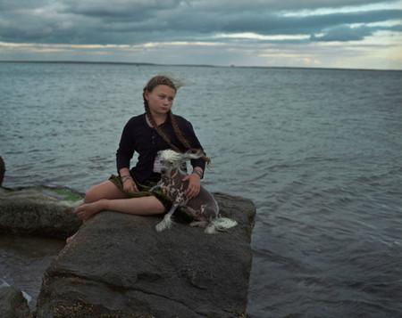 Фотопроект Amelia's world – животные в мире одной девочки — фото 23
