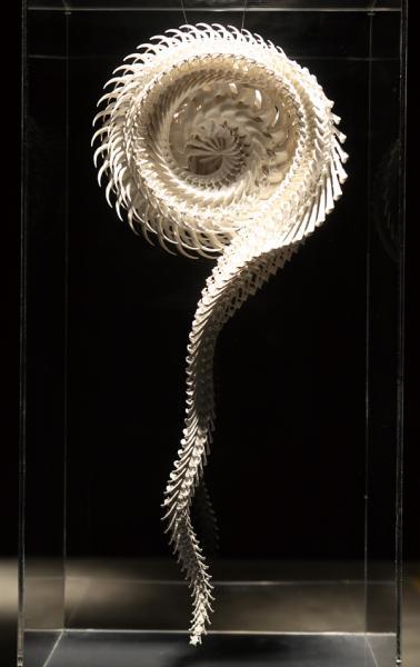Белая сказка скульптора Мотохико Одани (Motohiko Odani) — фото 6