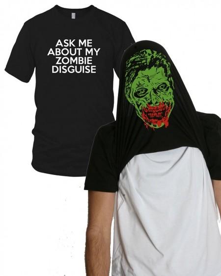 Спроси у меня про маску зомби