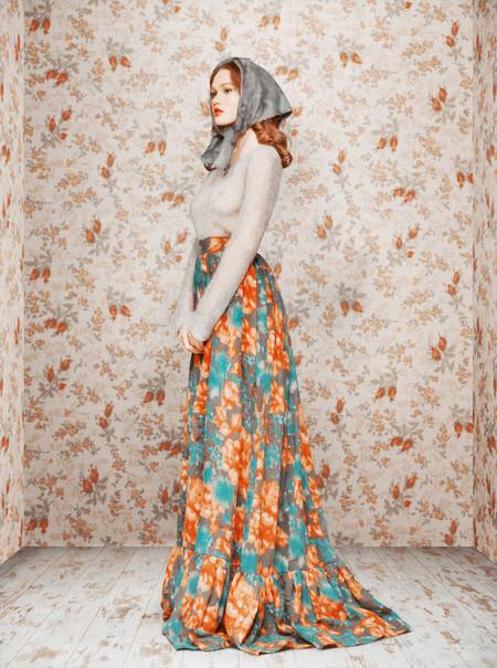 Ретро-осень – коллекция Ульяны Сергеенко — фото 29