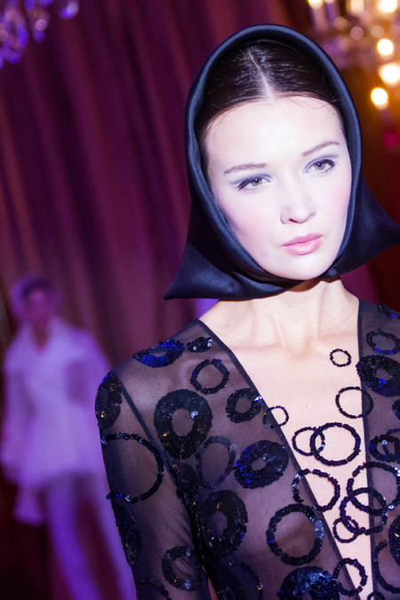 Наши в Париже – коллекция Юлии Яниной сезона весна-лето 2013 — фото 42