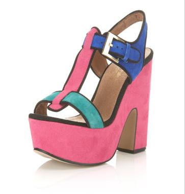Miss Selfridge - бренд только для модниц! Обувь сезона 2012 — фото 23