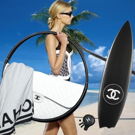 Креатив от Chanel – сумки для весны 2013 — фото 3