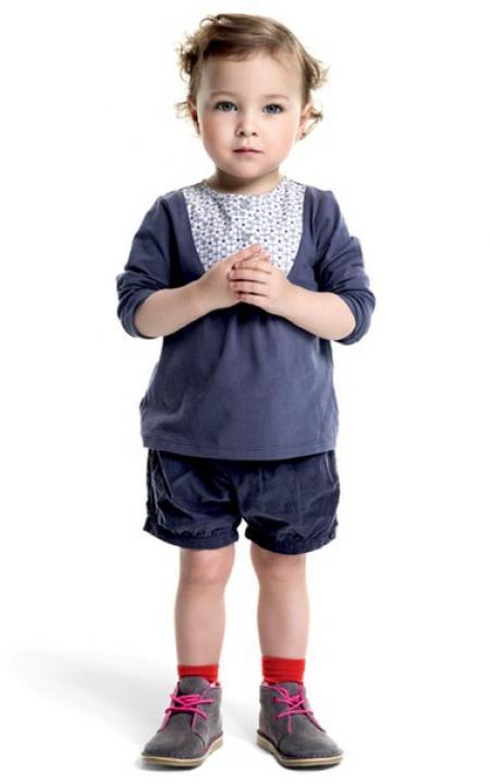 Лучше, чем у взрослых – детская мода от Okaidi — фото 12