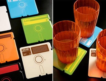 Фантазии на тему подставок под чашки и бокалы — фото 30