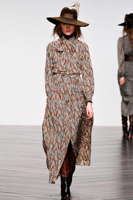 Issa осень-зима 2013-2014 – коллекция от личного стилиста герцогини — фото 5