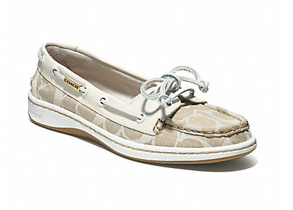 Коллекция обуви от Coach весна-лето 2013 – каблуки, платформа, мокасины, сандалии! — фото 45