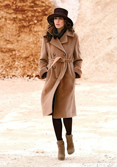 Пальто от Manuela Conti – для уютной и красивой осени — фото 6