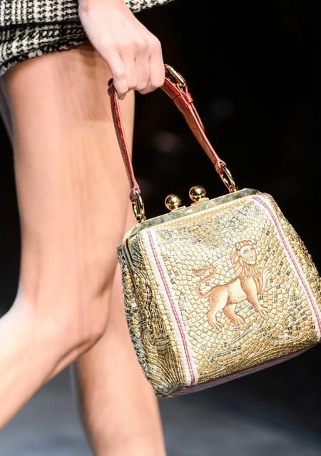 Dolce & Gabbana осень-зима 2013-2014 – когда всего слишком много — фото 80