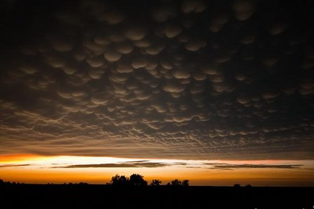 Торнадо, смерч, молнии, грозовые тучи – это красиво! Фотографии Майка Холлингшеда (Mike Hollingshead) — фото 24