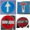«Улучшенные» дорожные знаки от Клета Авраама