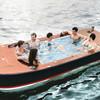 Лодки Hot Tub Boat – с теплым бассейном-джакузи и музыкой