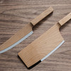 Деревянные ножи – очень красиво! Удобно ли?