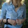 Ода джинсовой рубашке – сочиняем образы