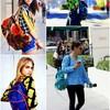 Рюкзаки в городе – выбираем свой и модничаем )) 2013 – год удобных трендов