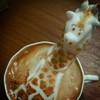 3D везде, даже в кофейной пенке! Продвинутый латте-арт от Kazuki Yamamoto