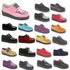 Флатформы, они же криперы, они же криперсы – еще один популярный обувной тренд