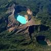 Вулкан Келимуту и 3 разноцветных озера