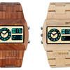 Экологически чистые часы WeWood