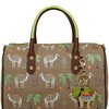 Верблюды + лето + пэчворк = сумочки от Braccialini