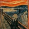 Картина Эдварда Мунка «Крик» - фантазии рекламщиков и других