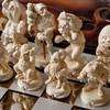 «Зазеркальные» шахматы – шедевр украинских мастеров