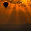 Апельсиновое небо, оранжевый закат – фотографии Суха Дербент (Süha Derbent)