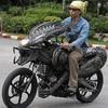Чужищник на колесах – творение Рунгроджны Сангвонгприсарна (Roongrojna Sangwongprisarn)