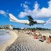 Пляж Махо Бич – отдых и купание под самолетами