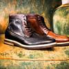 Hudson – английская обувь не только для джентльменов