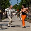 Танцующий Петербург – фотопроект Виталия Соколовского