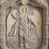Святой лен – иконы Владимира Деньщикова из льняной нити