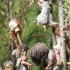 Остров кукол в Мексике – место не для детей