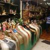 Большой рынок товаров для колдовства в Мексике