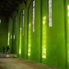 Живой зеленый храм – галерея Dilston Grove Gallery в Лондоне