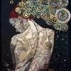 Механизмы и другие штуки в мозаиках Лоры Харрис