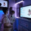 Уникальный симулятор Mommy Tummy – все радости беременности для папы!