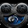 Роскошный нестандарт – часовые машины от MB&F