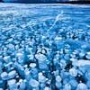 Как в заледеневшей сказке: озеро Авраама в Канаде