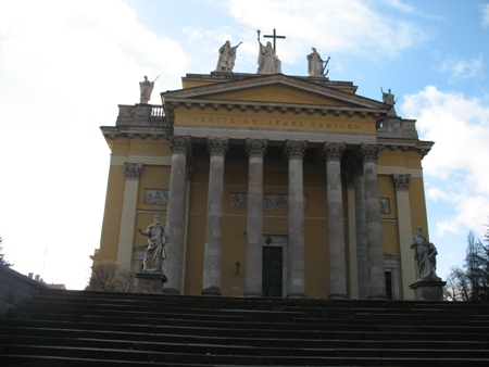 г.Эгер. Православная церковь