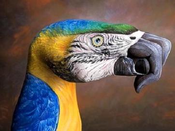 «Ручная» роспись Гвидо Даниэле — фото 8