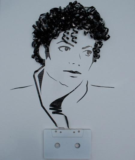 Майкл Джексон(работа <strong>Эрики Ирис Симмонс)</strong>